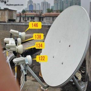 卫星锅高频头_小锅卫星电视接收器的安装-小锅卫星电视接收器安装改变位置信息